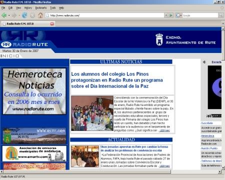 Radio Rute - Emisora de Radio de Córdoba