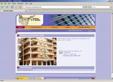 RONDA - Hostal en Córdoba