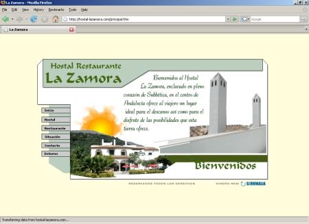 La Zamora - Hostal en Córdoba