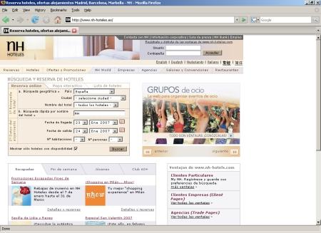 NH Amistad Córdoba - Hotel en Córdoba